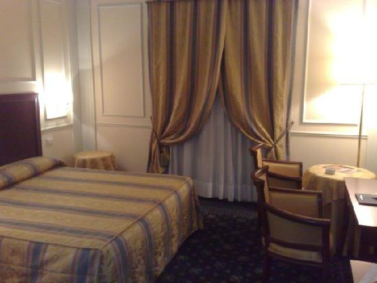 The Regency Hotel: Room 101, the one with overwhelming tobacco stench