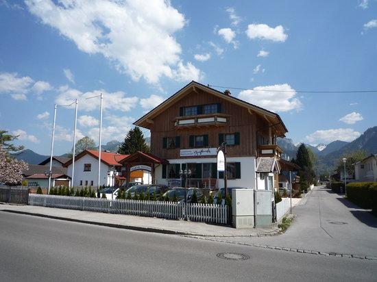 Landhotel Guglhupf: Aussenansicht