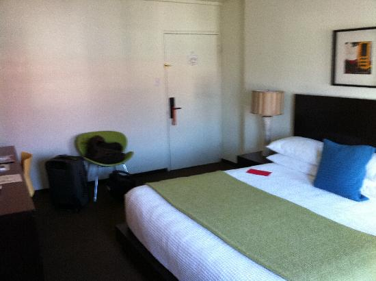 Belmont Hotel: Bed