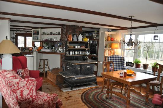 Stonewall Farm: Stonewall kitchen - the heart of the home