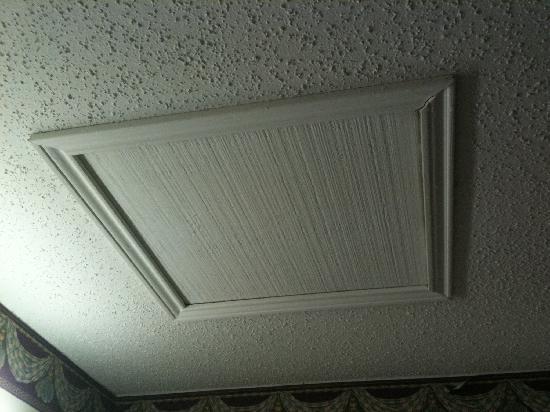 Super 8 Bossier City/Shreveport Area: Access to attic