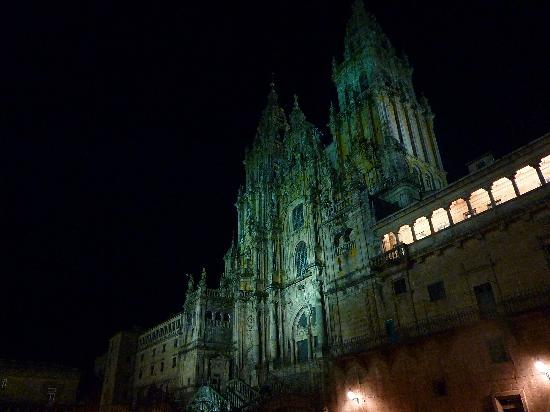 Santiago de Compostela, Espanha: La Cattedrale