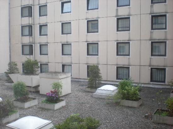 Steigenberger Hotel Berlin: View