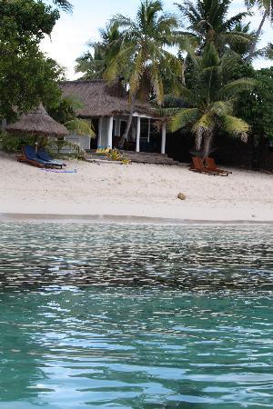 Blue Lagoon Beach Resort: Our Villa