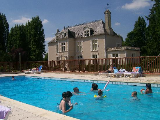 Camping Sandaya Le Chateau des Marais : Chateau des Marais