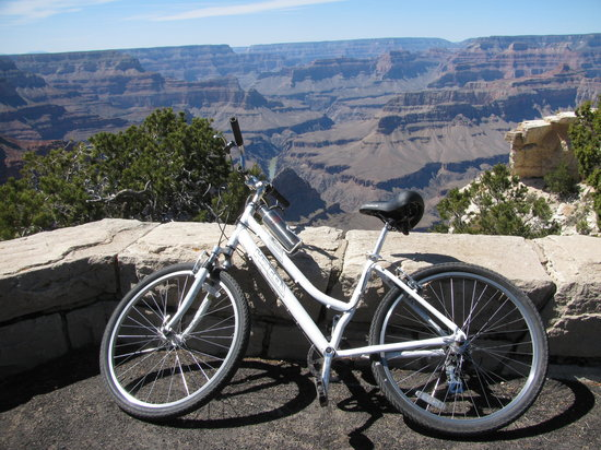 Bright Angel Bike Rentals and Tours: Amazing memories