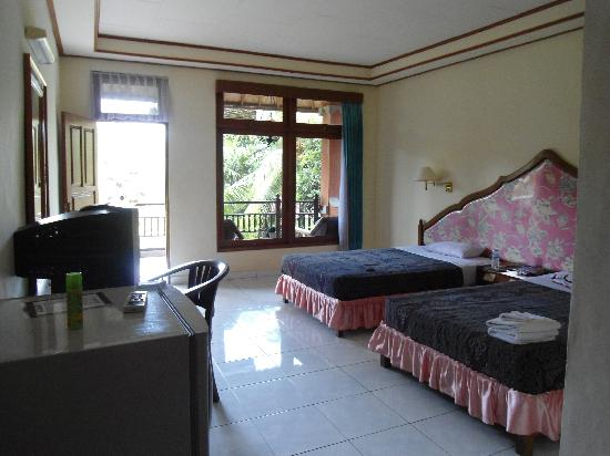 Puri Dalem Cottages: Room internal view