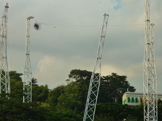 Photo of Athletics and Sports G-MAX Reverse Bungy at Clarke Quay 3e River Valley Road, Singapore 179024, Singapore