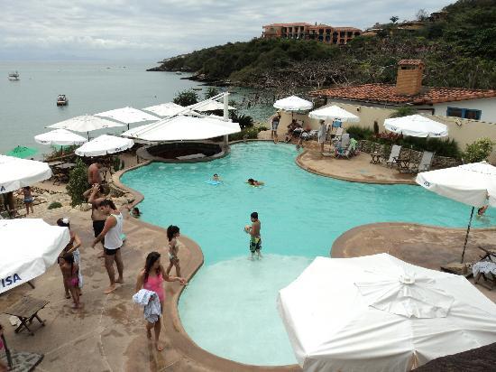 Hotel Ville La Plage: club de playa
