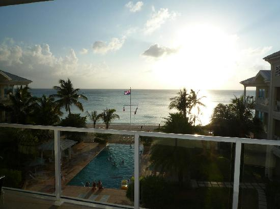 Caribbean Club Luxury Boutique Hotel : Nice view