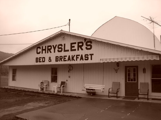 Chrysler's Bed and Breakfast, Marathon, NY