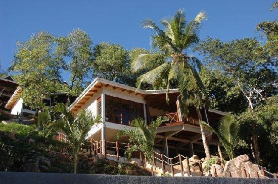 Port Glaud, Σεϋχέλλες: Villas de Jardin