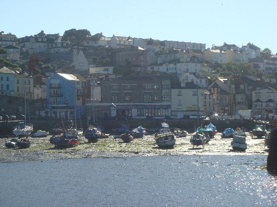 Woodlands Guest House: Brixham Harbour Town View