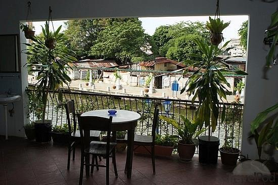 River View Guest House: Balcony