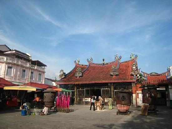 Penang Island, Malaysia: Kuan yin teng