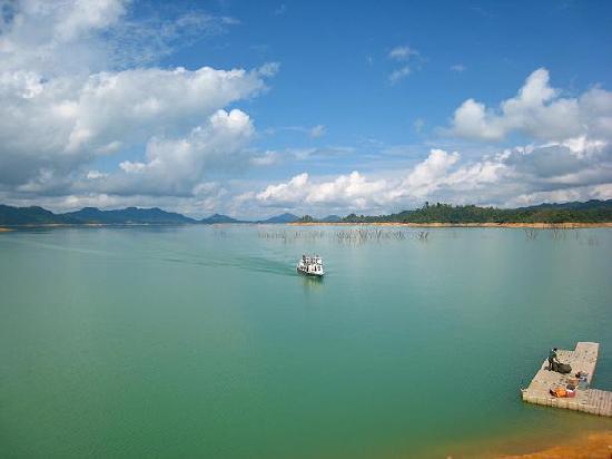 Sarawak, Malasia: Batang Ai Lake