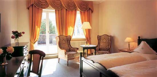 Hotel Bemelmans-Post: Stanza_hotel_bemelmans_post