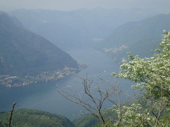 Baita Bondella: panorama
