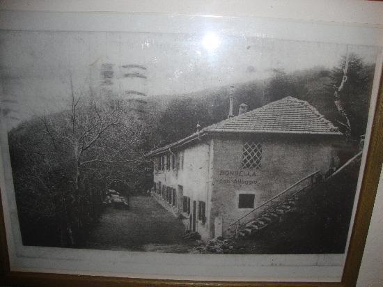 Baita Bondella: 1912