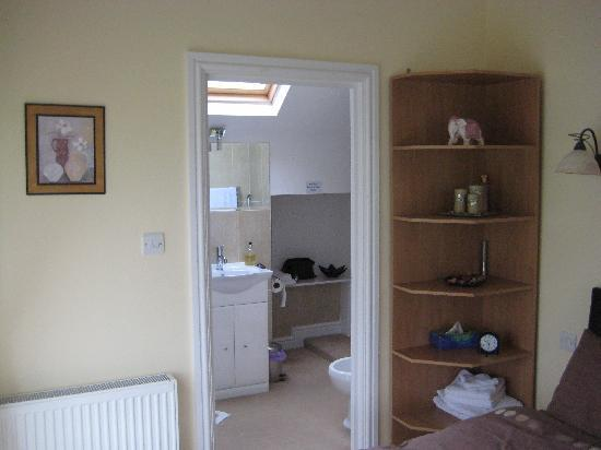 Longford, UK: Bedroom 1