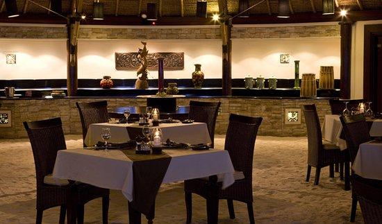 Vabbinfaru: Ilaafathi Restaurant