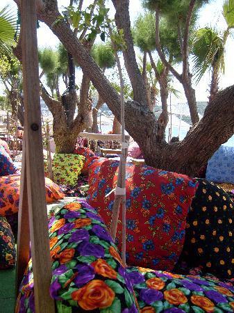 Okaliptus Hotel : Comfy cushions