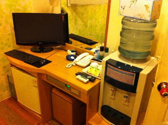 2nd Casa: 部屋の設備