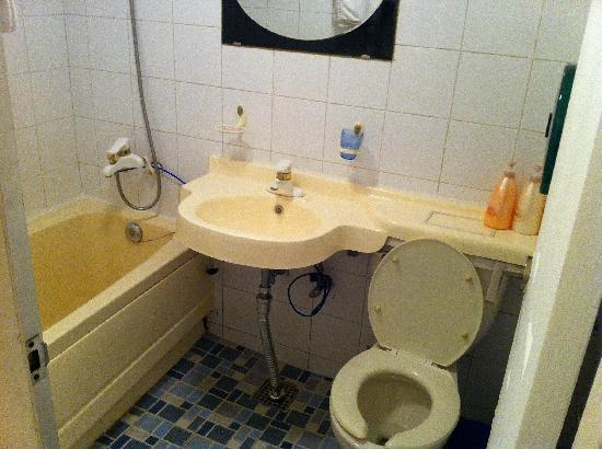 2nd Casa: バス・トイレ