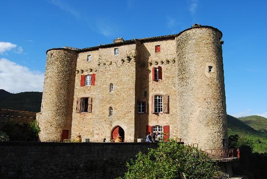 Chateau de Montalegre: Extérieur Château