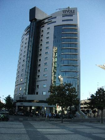 โรงแรมทิโวลิอเรียนเต: The Tivoli Oriente