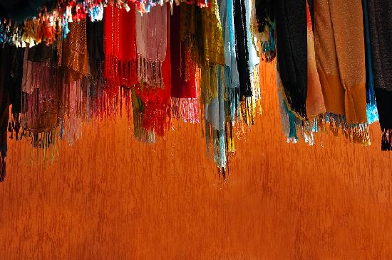 Riad Itrane : Couleurs des souks