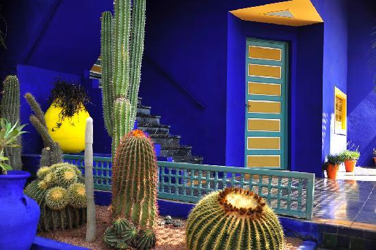Riad Itrane : Les Jardins de Majorelle