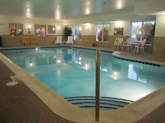 Holiday Inn Express Hotel & Suites/Lititz : Nice pool at HIE Lititz