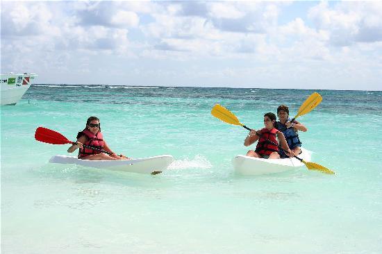 VIK Hotel Arena Blanca: kayak