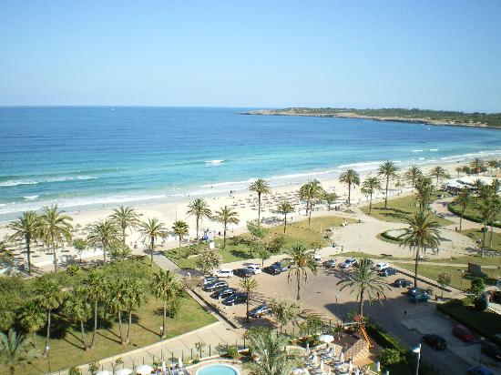 SENTIDO Castell de Mar: view from room