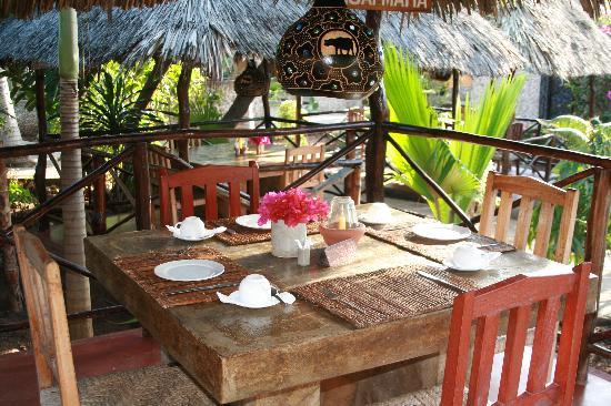 Tembo Village Resort Watamu: restaurant