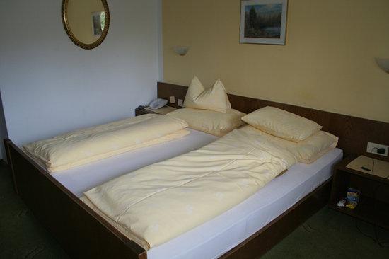 Hotel Stefanihof: Zimmer