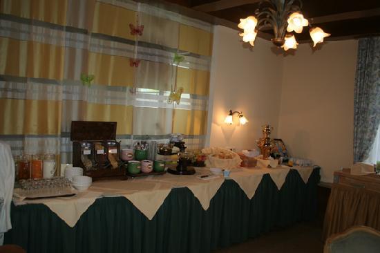 Hotel Stefanihof: Büffet