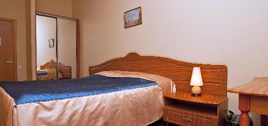Filippov on Nevskiy Hotel: Room
