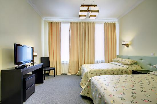 Roses Hotel: Business room