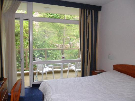 Hotel Vis: comfy bed