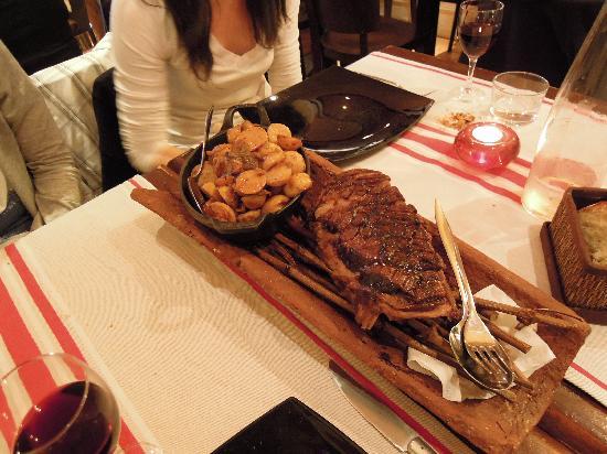 Restaurant Afaria Paris E