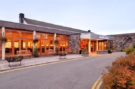 Hilton Coylumbridge Hotel: Hilton Coylumbridge resort hotel