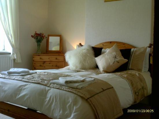 Horncliffe Bed & Breakfast: Double Bedroom