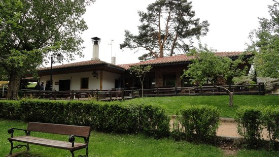 La Casa Del Guarda Monte Valonsadero