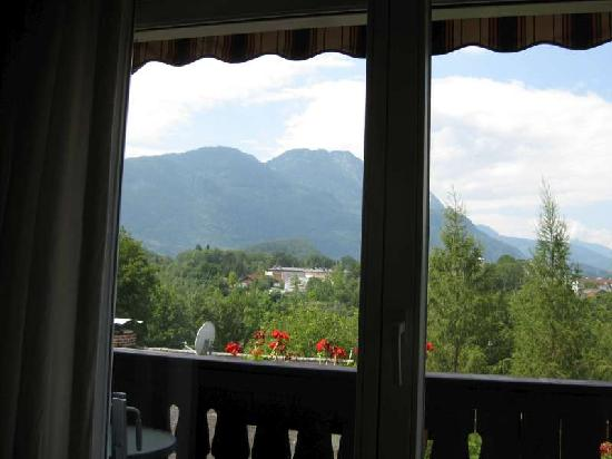 Haus Anastasia: view from bedroom