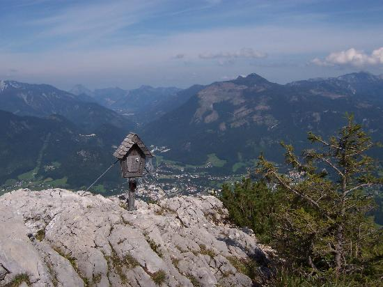 Haus Anastasia: overlooking Badischl
