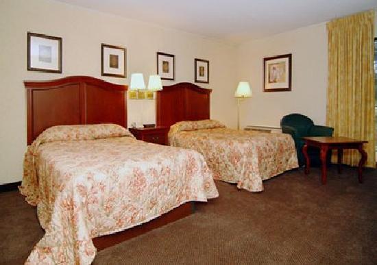 El Dorado EconoLodge: Double Bed