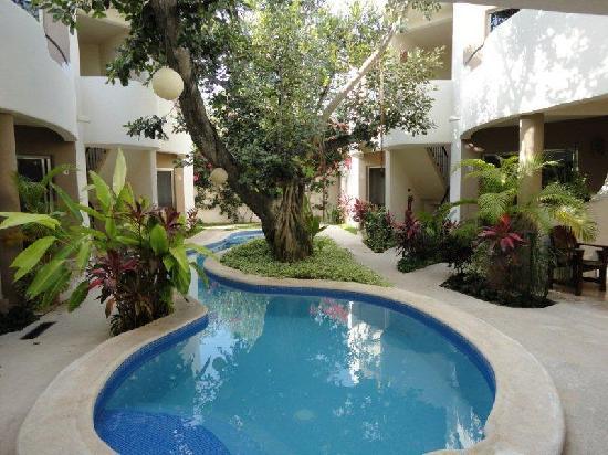 Hotel Posada 06 Tulum: Pool