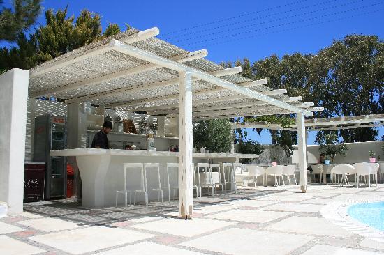 Hotel 28: The bar